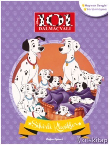 Disney Sihirli Klasikler 101 Dalmacyali Kollektif Dogan